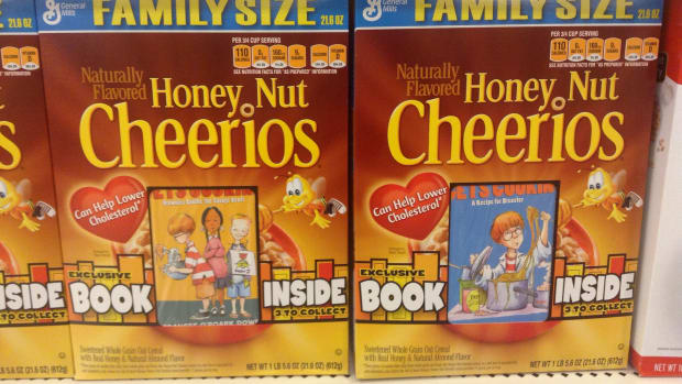 General Mills Recalls 1.8 Million Boxes of Cheerios for Not Really Being Gluten-Free
