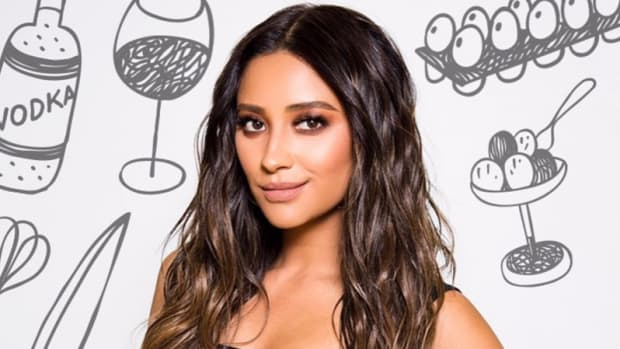 Why Shay Mitchell Gulps Down Aloe Vera Juice Every Night