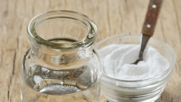 Homemade mouthwash recipe