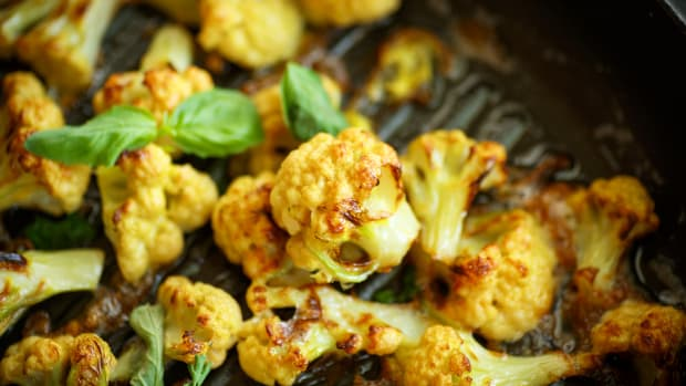 Spicy Popcorn Cauliflowr