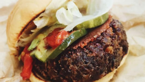 The Best Burger in the U.S…. is a Veggie Burger?