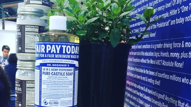 Dr. Bronner's Soap: Lathering Up the Fair Pay Conversation