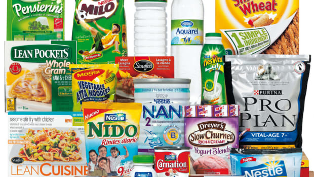 Nestlé to Exit Grocery Manufacturers Association in Dispute Over 'Key Nutrition Issues'