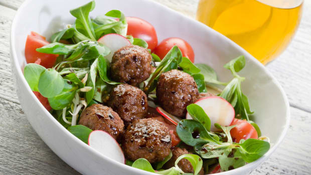 Meatless meatball recipes that taste great.