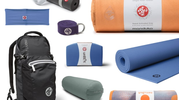 Group shot Manduka