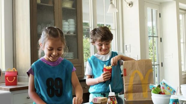 McDonald's Happy Meals Just Got Healthier