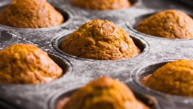 Gluten-Free Vegan Pumpkin Muffin Recipe