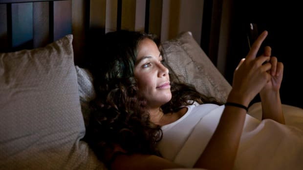 Blue Light May Be Disrupting Your Sleep Cycles: Here's What to Do About It