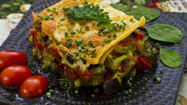 Spring Vegetable Lasagna Recipe: Seasonal Veggies Take this Comfort Food to the Next Level