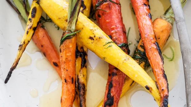 SummerFood_grilled carrots