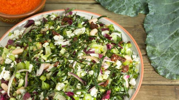 BroccoLeaf Slaw Shredded Salad Recipe