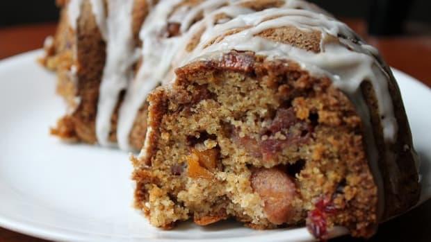 persimmon apple cake, persimmon cake, apple cake, apple cake recipe