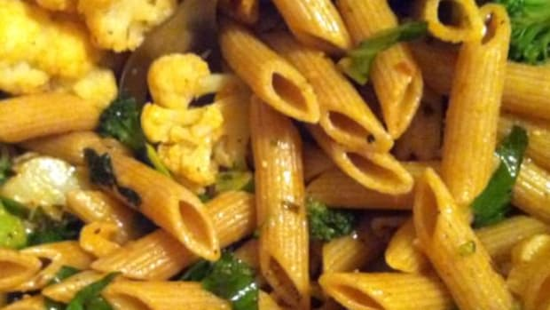 Rustic Italian Pasta Recipe, by Kimberley Stakal