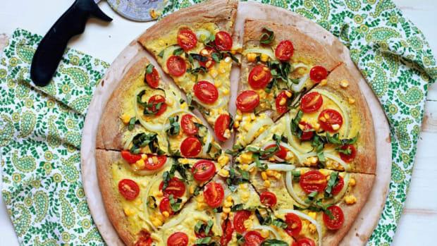 pizza with tomato recipes