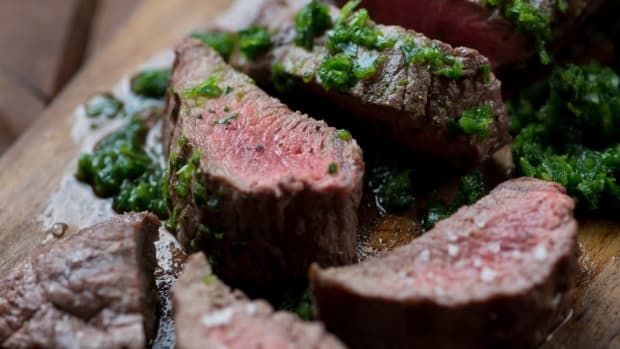 A Chimichurri Sauce Recipe for Summer Grilling