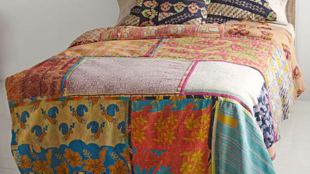Learn how to quilt.