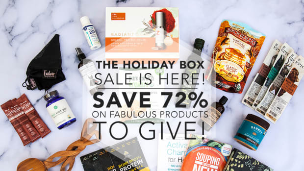 Organic Authority Holiday Box