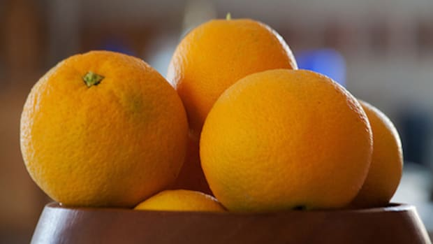 health benefits of the orange