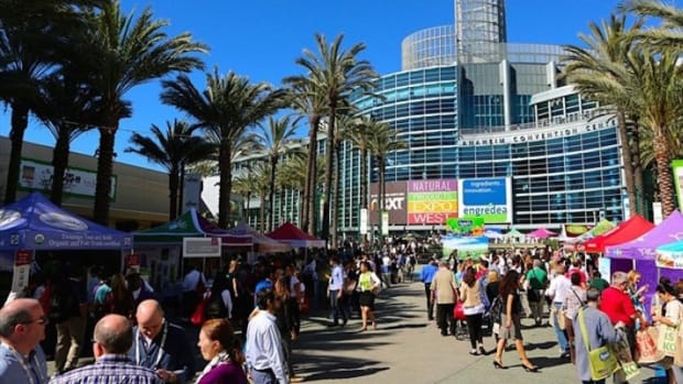 Natural Products Expo Breaks Attendance Record