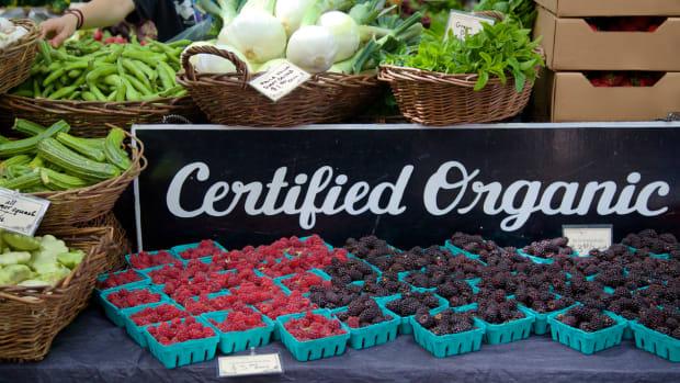 USDA Organic Won't Have a Checkoff Program (or a Spiffy Slogan)