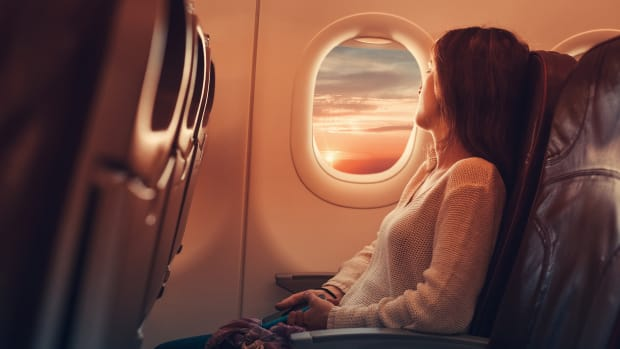 5 Tips to Sustaining Your Zen When Flying