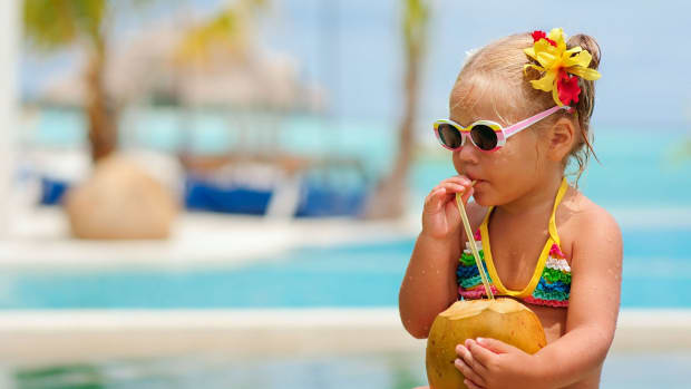 coconut water photo