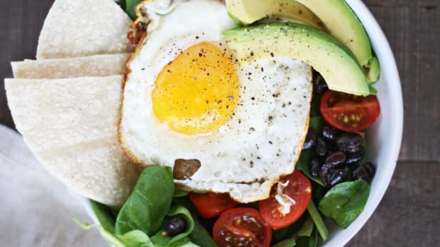 mexican breakfast bowl