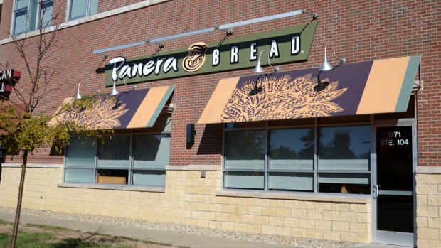 panera kids' menu just got healthier