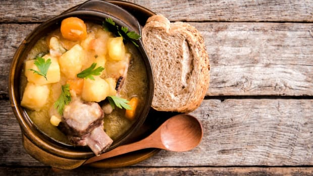 Winter stews from around the world