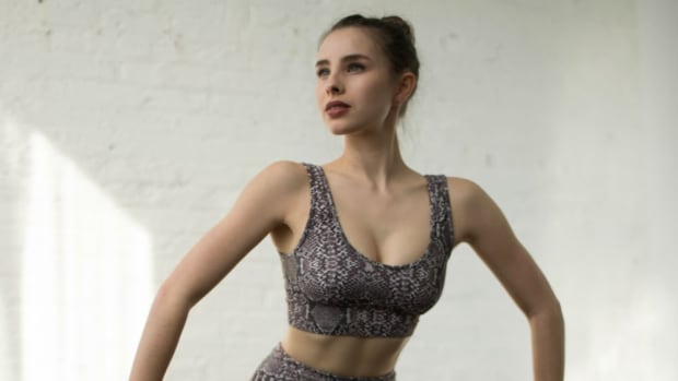 "Former Ballerina ""Naturally Sassy"" Sassy Gregson-Williams on Body Image and How Falling in Love Helped Heal Her"