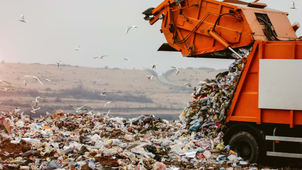 This Food Waste Solution is Revolutionizing Industrial Composting