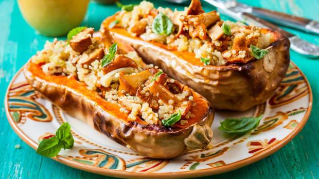 Stuff It! 4 Delicious Vegetarian Stuffed Squash Recipes to Enjoy on Meatless Monday