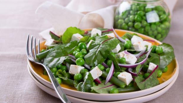 You'll love all these green salad recipes.