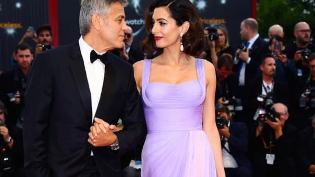 The Fish-y Diet That Got Amal Clooney's Post-Baby Body Back in Shape