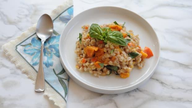 easy risotto recipe