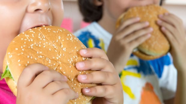 Fast Food Raises Cholesterol Levels in Kids as Much as 20%, New Study Finds