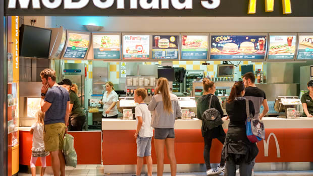 Forced to Eat Fast Food? The McShame Struggle is Real