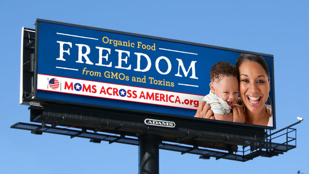 moms across america billboard