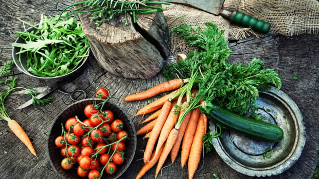 are organic vegetables really gmo-free?