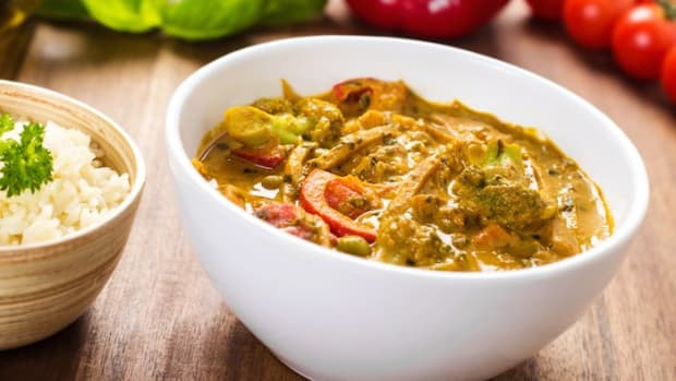 Broccoli Curry Recipe: Healing, Healthy, and Herb-Licious
