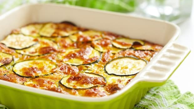 zucchini pie