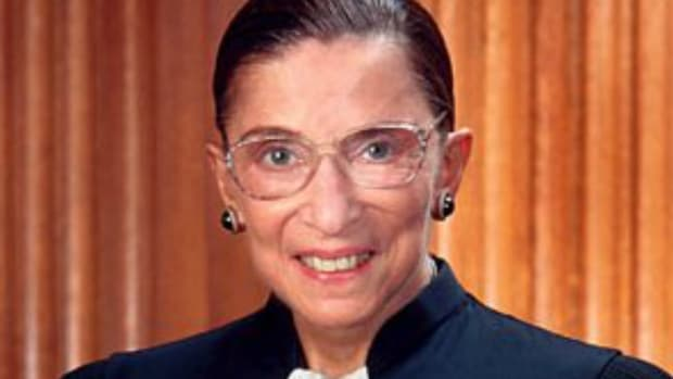 RBG's Workout Regime is #Goals