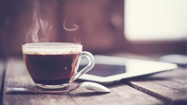 You need to drink all of this conscious coffee.