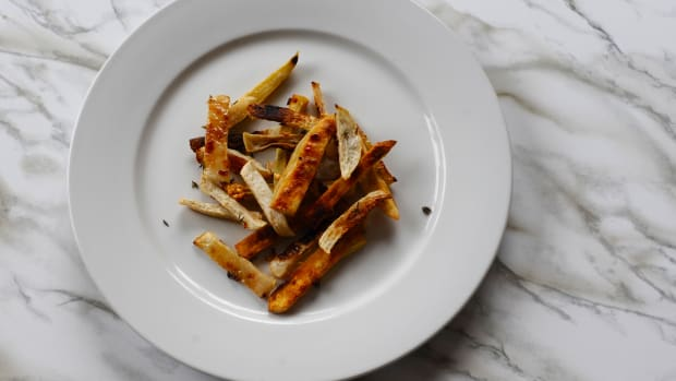 roasted rutabaga recipe