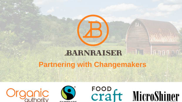 Organic Authority and Barnraiser