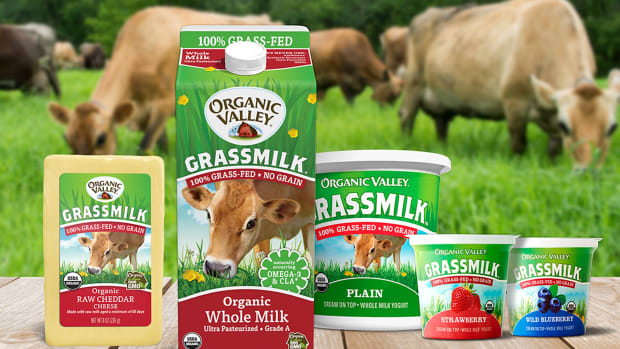 organic valley grassmilk