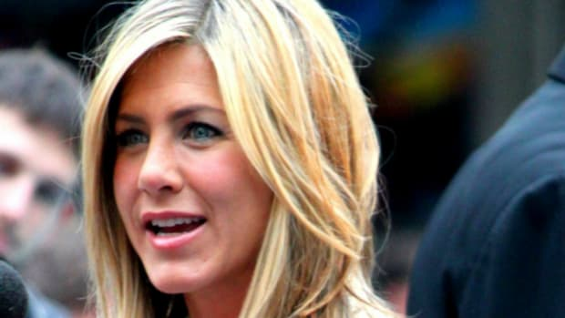 Why You Should Try Jennifer Aniston's Killer Boxing Workout