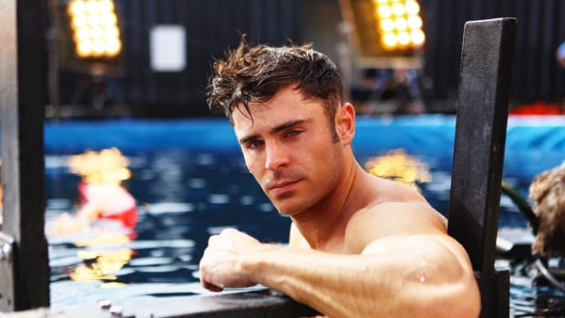 Zac Efron's Insane Diet Came With an Awesome Side Effect