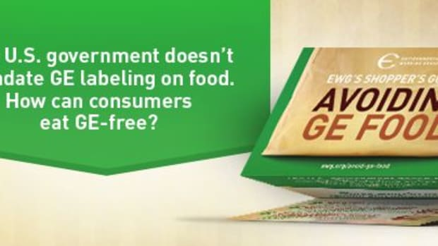 GE foods
