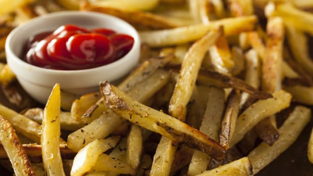 Turn up the Taste, Texture and Health Benefits with this Spicy Oven-Baked Turnip Fries Recipe